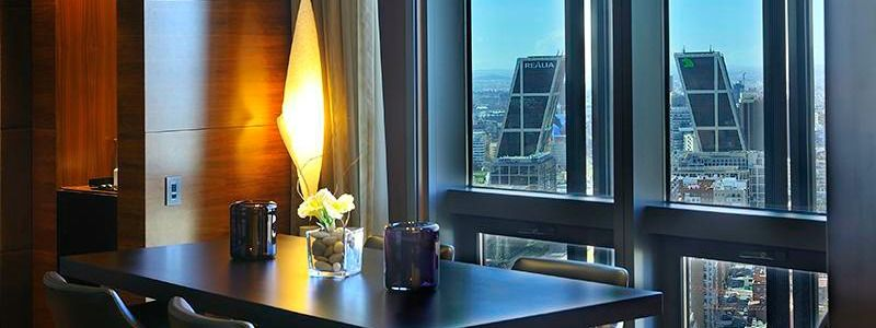 Eurostars Madrid Tower*****